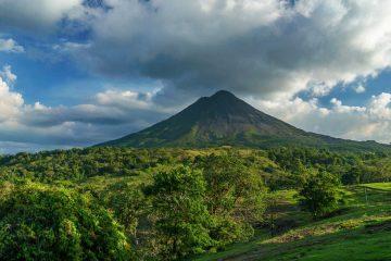 Arenal Volcano San Carlos