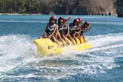 Isla Tortuga Banana Boat