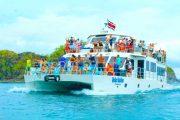 The Great Bay's Princess Catamaran