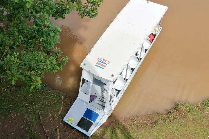Paraiso Tropical Boat