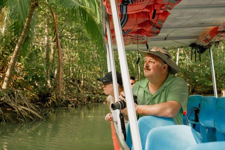 Mangrove Tour from Quepos