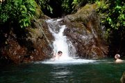 Rainmaker Park Waterfalls