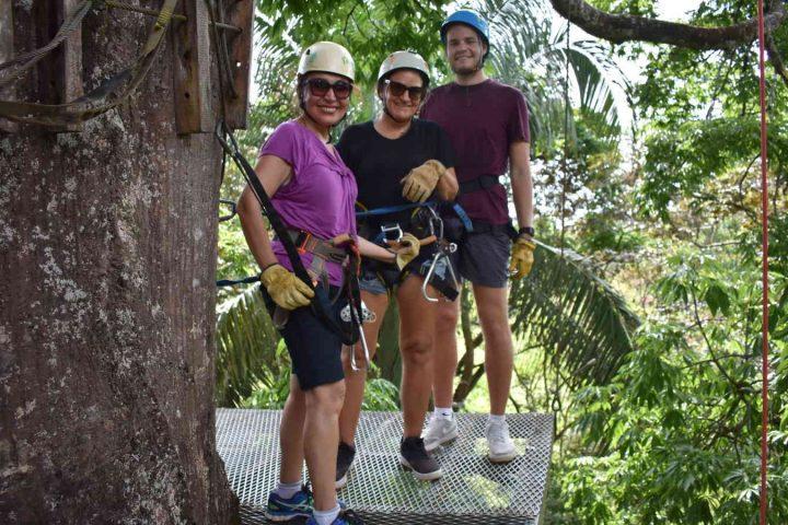 Canopy Zip Line Costa Rica
