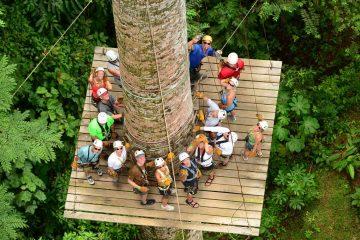 Zipline, ATV & Waterfalls Tour