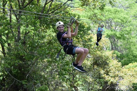 Zipline Tour Costa Rica