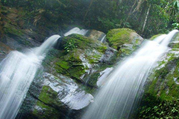 Cahuita Waterfalls