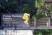 Cahuita National Park Hike